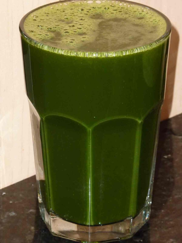 green juice is now my favorite post workout drink
