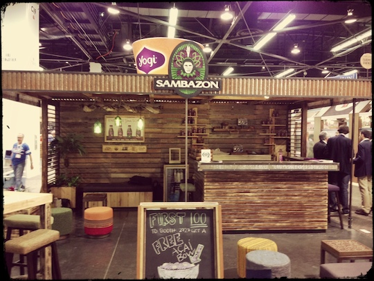 sambazon-best-trade-show-booth-expo-west-2013