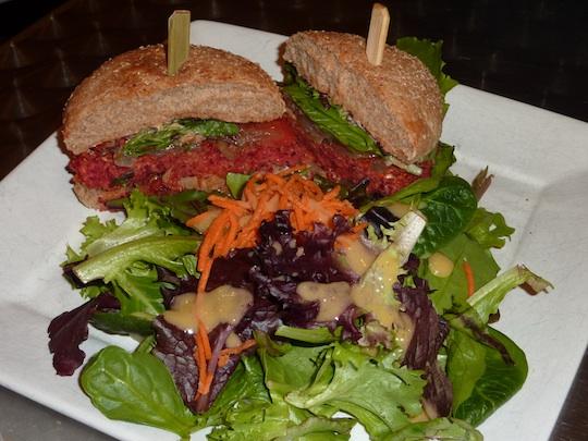 choices-cafe-miami-organic-veggie-burger