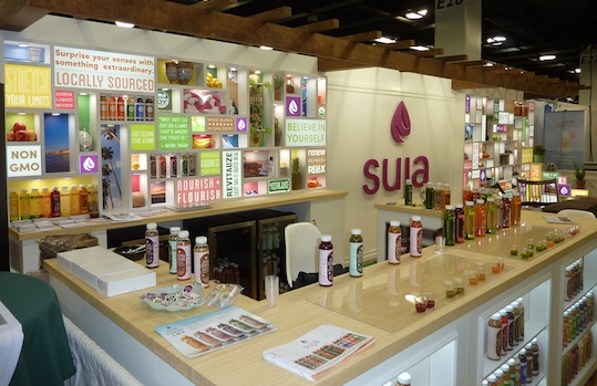 best-trade-show-booth-expo-west-2014