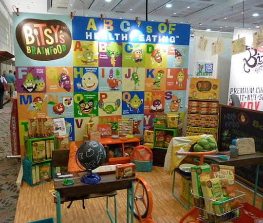 Kids Exhibition Booth : Best trade show booths from natural products expo east