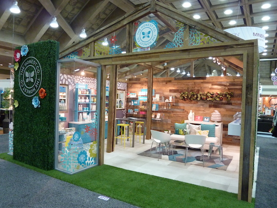 Best trade show booths from natural products expo east 2014 for Top product design companies