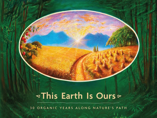 This Earth Is Ours natures path book
