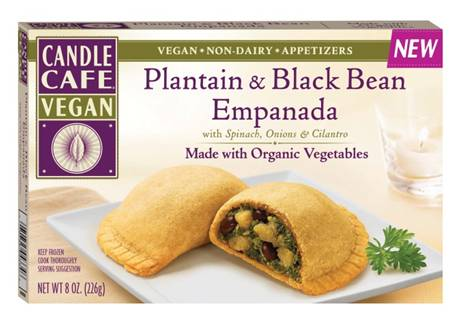 Empanada Black Bean and Plantain