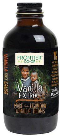 Frontier co-op ugandan vanilla