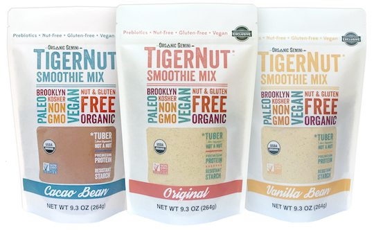 TigerNut Smoothie Mix whole foods
