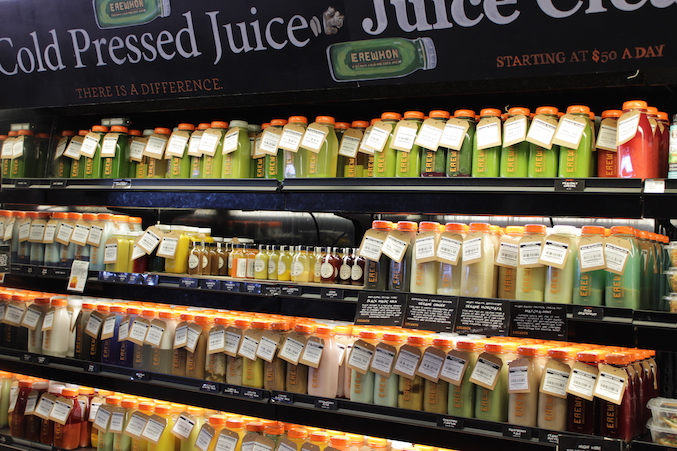 erewhon-cold-pressed-juice-fridge