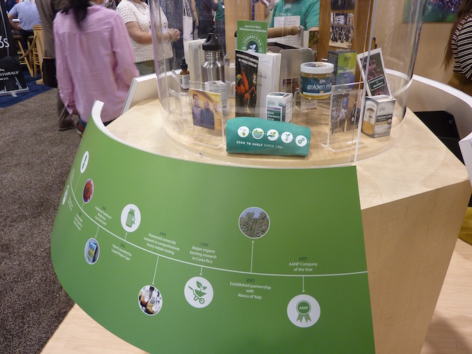 gaia-herbs-best-trade-show-booth-expo-west-2017-retrospective