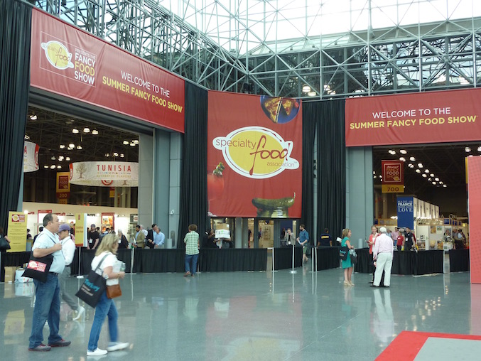 Top 5 Organic Food Products From Fancy Food Show 2017
