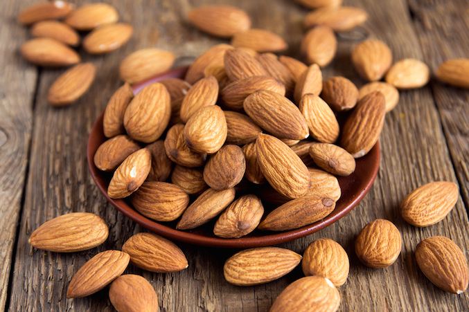 Image result for Organic Almonds Market